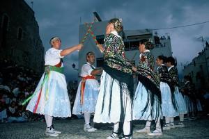 Les fêtes de la Mare de Déu d'Ermitana à Peñíscola