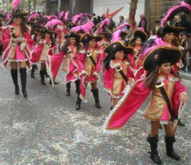 Carnaval en Torrevieja