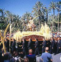 Palm Sunday Procession in Elche