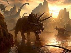 Sombras en la prehistoria, ¡¡los dinosaurios vienen a Onda!!
