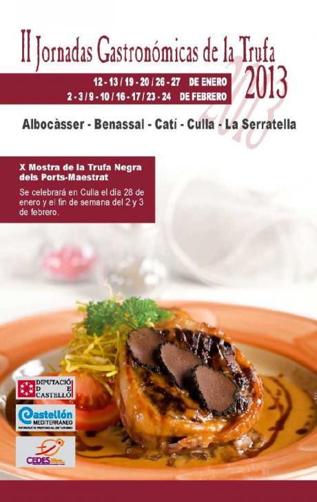 II Jornadas Gastronómicas de la Trufa.