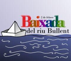 Disfraces y divertidas embarcaciones en el Descenso del río Bullent en Pego