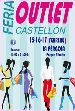 Feria outlet Castellón