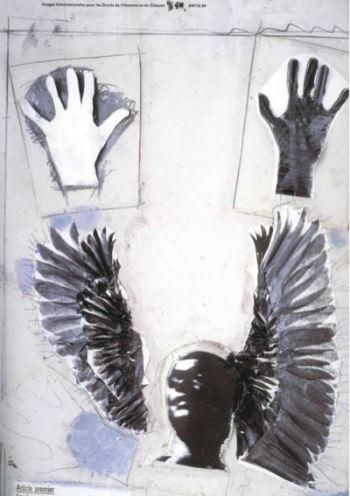 Exposición : Los derechos humanos en carteles en el Instituto Francés de Valencia