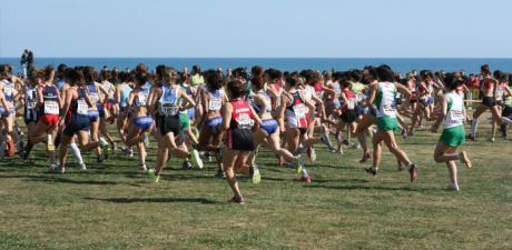 XLVIII Campeonato de España de campo a través por clubes en Oropesa del Mar