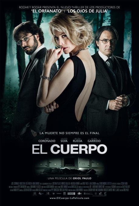 Cinema: El cuerpo. Benissa 2013