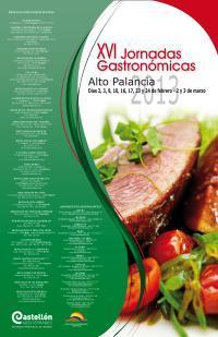 El Alto Palancia celebra las XVI Jornadas Gastronómicas