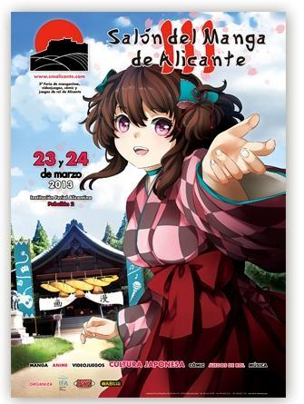 III Salón del Manga de Alicante 2013