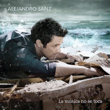 Alejandro Sanz en la Marina Norte de Valencia