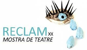 Exposición reclam XX mostra de teatre en Onda