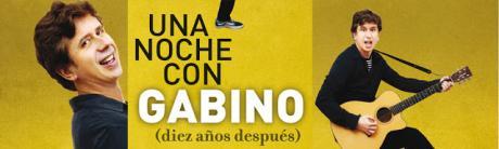 Una Noche con Gabino en el Teatro Talia de Valencia