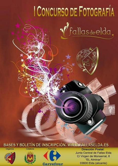 I Concurso de Fotografía Fallas de Elda