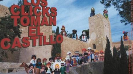 Exposición Los Clicks toman el Castillo. Alicante 2013