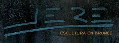 """Exposición del escultor """"Jere"""" en Todolella."""