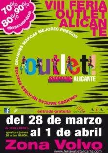 VIII Feria Outlet Alicante 2013