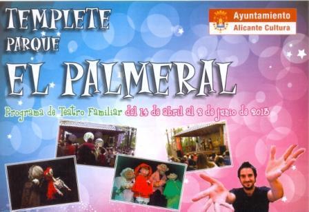 Templete Parque El Palmeral 2013