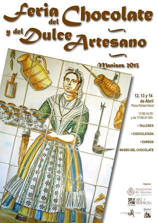 Feria del Chocolate y del Dulce Artesano en Manises.