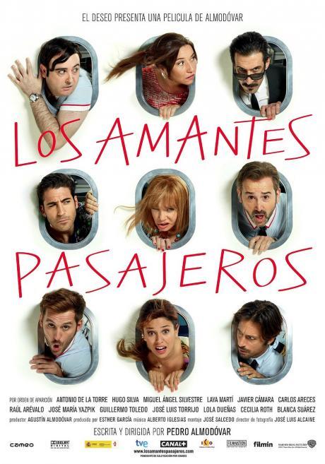 Cine Municipal: Los Amantes Pasajeros