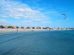 Santa Pola acoge Kiteboarding Freestyle Weekend
