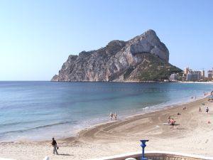 Calp, un destino con playas de bandera