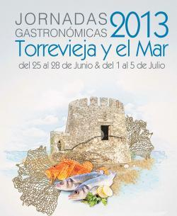 Jornadas Gastronómicas Torrevieja y el Mar 2013