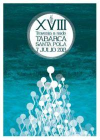 The Tabarca-Santa Pola swim, excitement and spectacle