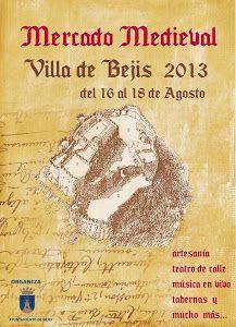¡Descubre la Feria Medieval de Bejís!