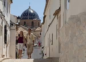 Altea: enjoy the sea and art this summer