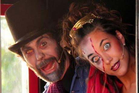 Halloween, truco o trato en Terra Mítica