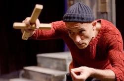 "Teatro: Cia. LEANDRE presenta ""Rien à Dire"" Clausura Reclam 2013"