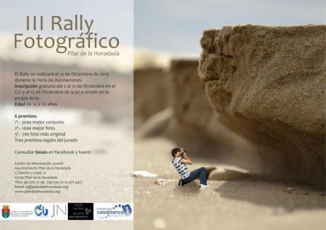 III Rally Fotográfico en Pilar de la Horadada