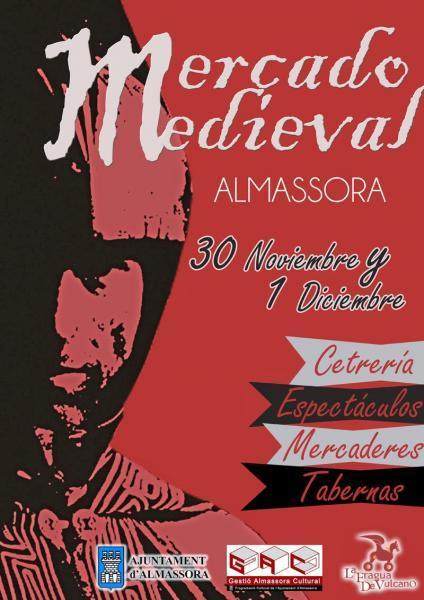 """""""Fira de Sant Andreu"""": Mercado Medieval de Almassora"""