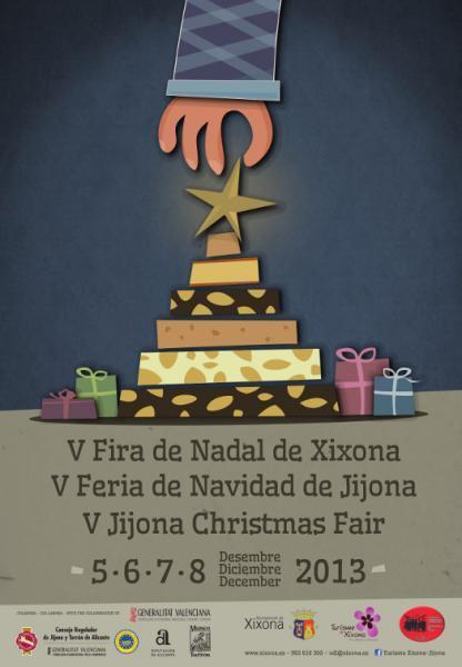 V Feria de Navidad de Jijona