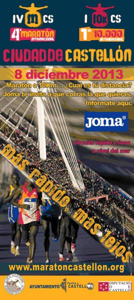 Maratón internacional ciudad de Castellón