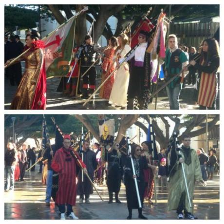 Saint Andrew´s Fiestas in Almoradí