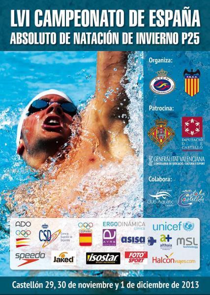 Campeonato de España abasoluto de natació de invierno