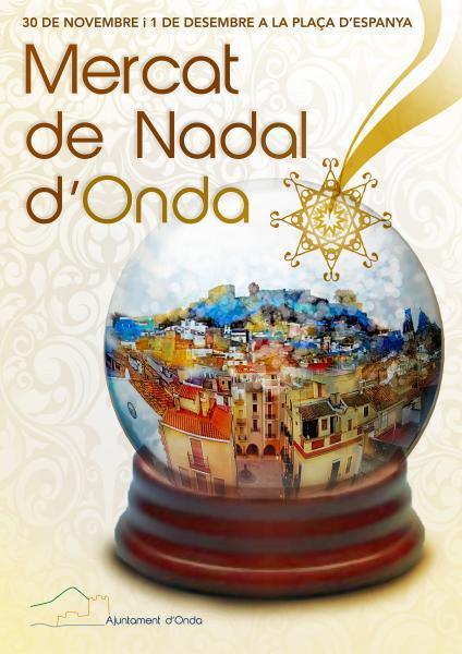 Mercado de Navidad 2013 en Onda