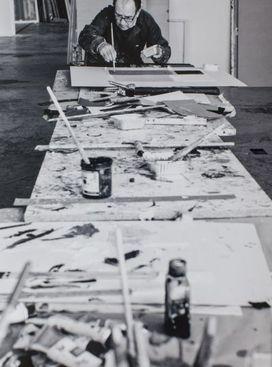 La Abstracción de Rafael Canogar
