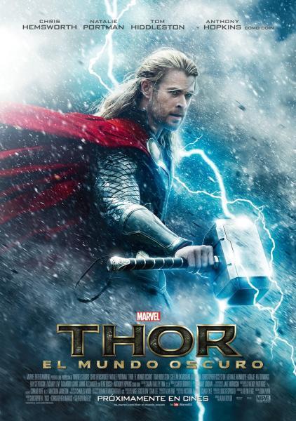 Cine infantil: Thor: El mundo oscuro