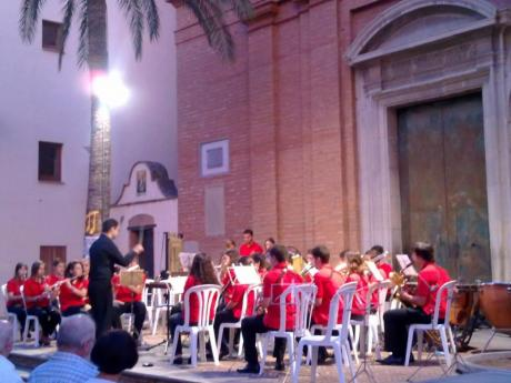Música: Concierto de Navidad Banda Juvenil Unión Musical Santa Cecilia