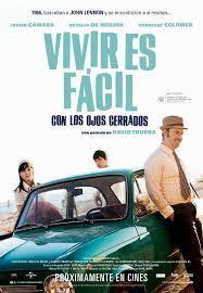 Cine Drama: Vivir es fácil con los ojos cerrados
