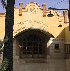 Programación del Teatro Wagner de Aspe Marzo 2014