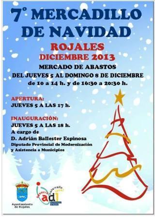 VII Mercadillo de Navidad Rojales 2013