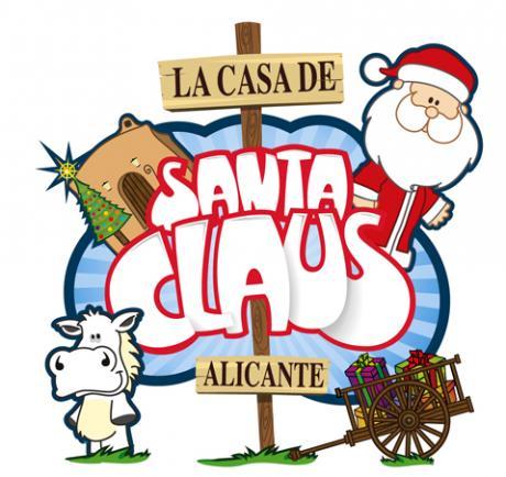 La Casa de Santa Claus en Alicante 2013