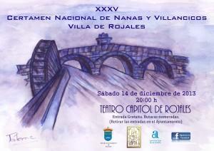 XXXV Certamen Nacional de Nanas y Villancicos. Rojales 2013