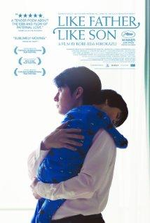 Cine V.O. japonés S. cast: Soshite Chichi Ni Naru (De tal padre, tal hijo)