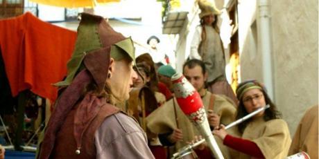 Fira i Porrat: Medieval Market in Benissa