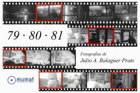 """Exposición """"79.80.81"""" de Julio Balaguer en Manises"""