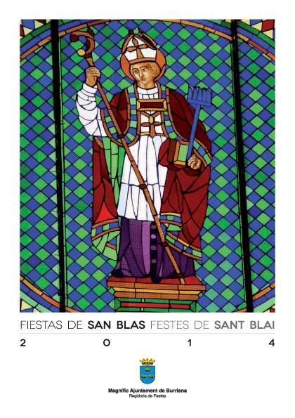 Fiestas Sant Blai 2014