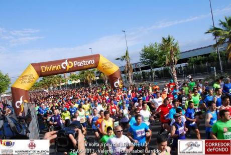 X Circuito Divina Pastora de Carreras Populares Ciudad de Valencia 2014